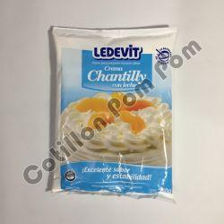 Crema Chantilly x250 gr...