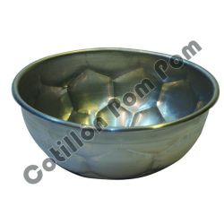 Tortera Aluminio Pelota