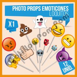 Photo Props Emojis