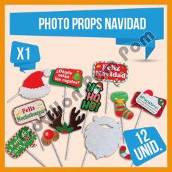 Photo Props Navidad