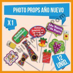 Photo Props Año Nuevo