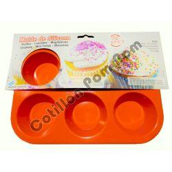 Placa Cupcakes x6 Dos Lembas