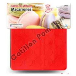 Placa para Macarons Dos Lembas