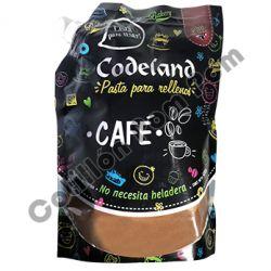 Relleno Codeland x500 gr Café