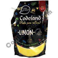 Relleno Codeland x500 gr Limón