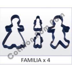Cortante Familia x4 Cooper