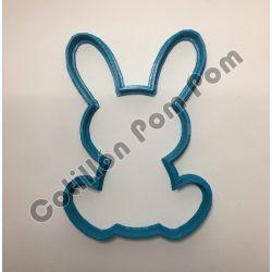 Cortante Plástico Conejo