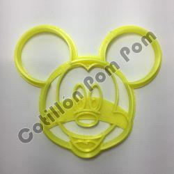 Cortante Plástico Mickey