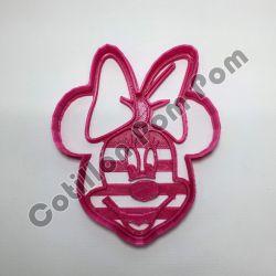 Cortante Plástico Minnie