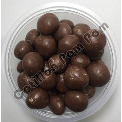 Merenguitos con chocolate...