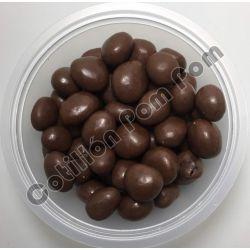 Pasas con chocolate x120 gr