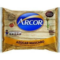 Azúcar Mascabo Arcor x500 gr