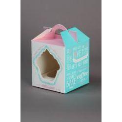 Caja P/ Cupcake Individual