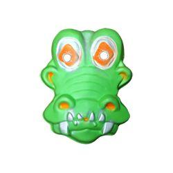 Máscara Goma eva:  Cocodrilo