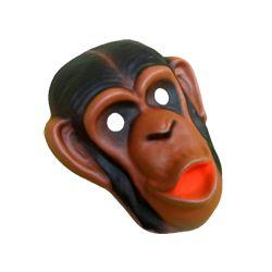 Máscara Goma eva: Chimpancé