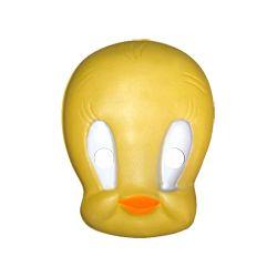 Máscara Goma eva: Canario