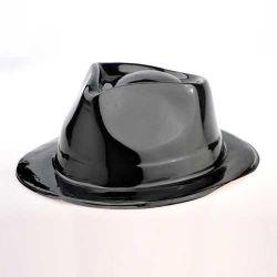 Gorro Funji Plástico Negro
