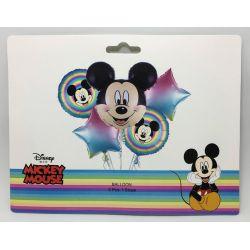 Set Globos Mylar: Mickey 5...