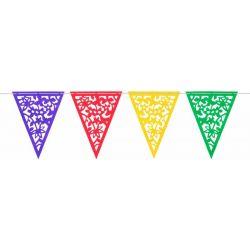 Banderin Calado Multicolor