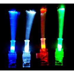 Anillos Dedos Luminosos Led x4