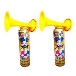 Trompetazo a gas x1
