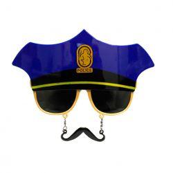 Anteojos Policia con Bigote