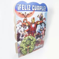 Piñata x1 Avengers
