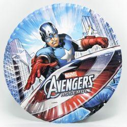 Platos x10 Avengers