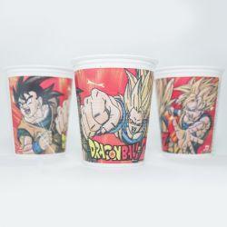 Vasos x10 Dragon Ball