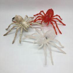 Arañas Plástico con Luz x1