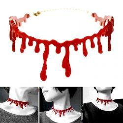 Collar Sangre x1