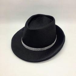 Gorro Funji: Jersey Negro