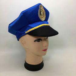 Gorra Jersey: Policia Azul