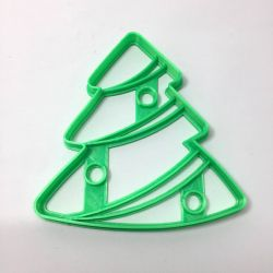 Cortante Plástico: Árbol...