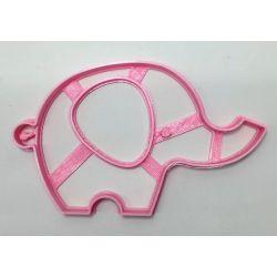 Cortante Plástico Elefantito