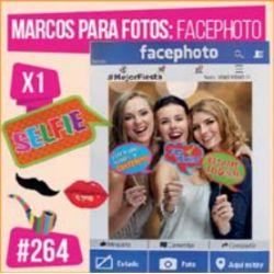 Marco para Fotos: Facebook x1