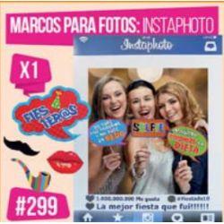 Marco para Fotos: Instagram x1