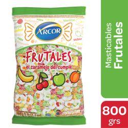 Caramelos Arcor Frutal x800 gr