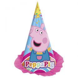 Gorro Homenajeado x1 Peppa Pig