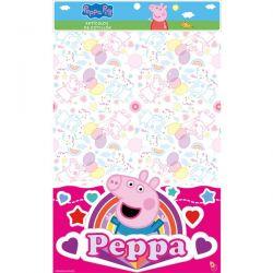 Mantel x1 Peppa Pig