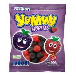 Moritas Yummy x500 gr