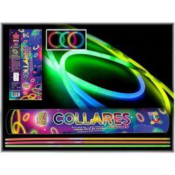 Collares Quimicos - Neon...