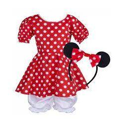 Disfraz Niña Minnie Roja -...
