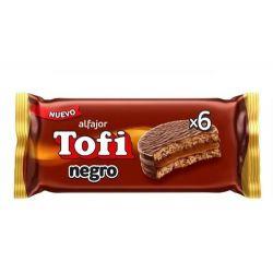 Alfajor Tofi Negro