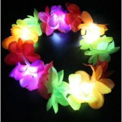 Vincha Flores Hawaiana...