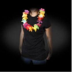 Collar Flores Hawaiano...