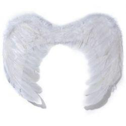 Alas Angel con Plumas