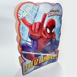 Piñata x1 Spiderman