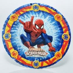 Platos x10 Spiderman