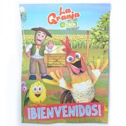 Afiche x1 La Granja de Zenón